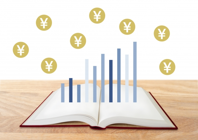 不労所得で月1万円んを実現するにはまず毎月貯金ができている人は積立投資を始める
