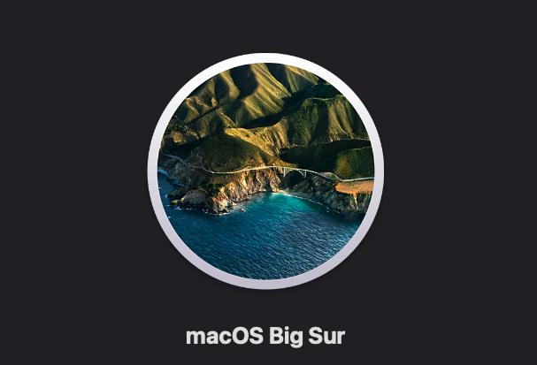 Mac OSをダウンロード Big Sur